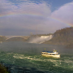 Maid of the Mist - Niagara Falls - Steven Kennard 2012