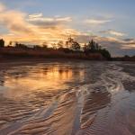 Sunset over Kingsport Beach - Steven Kennard 2014