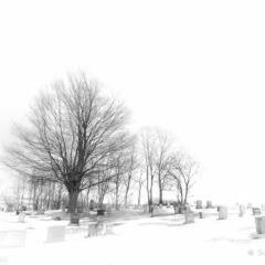 Graveyard, Hillaton, Nova Scotia - Steven Kennard 2012