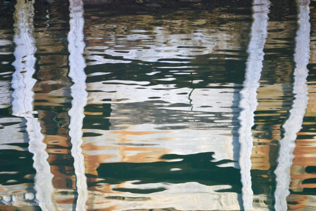 Water Reflection, Halifax Waterfront - Steven Kennard 2010