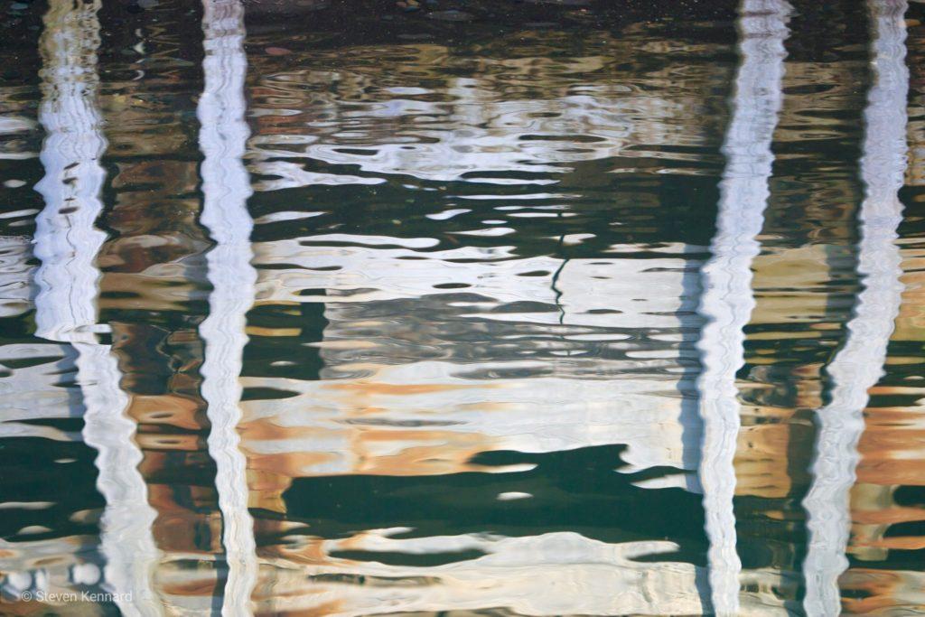 Water Reflection, Halifax Waterfront - Steven Kennard 2010