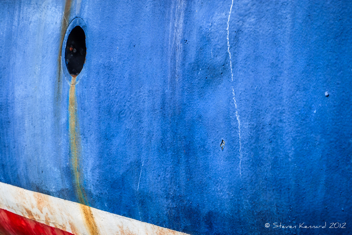 Dry Dock - Steven Kennard 2012