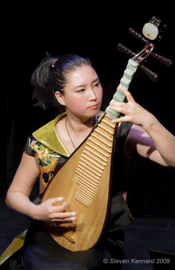 Yadong Guan, 2009 - Steven Kennard 2011