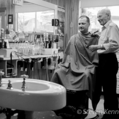 Canning Barbershop 2011 - Steven Kennard