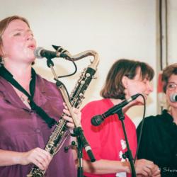 Jo Freya, St. Chartier 1996 - Steven Kennard 2012