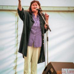 Norma Waterson, St. Chartier, 1996 - Steven Kennard 2012