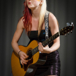 Ariana Gillis at the Deep Roots Music Festival - Steven Kennard 2011